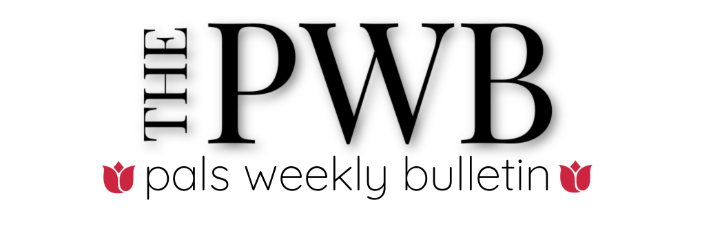 Pals Weekly Bulletin Logo